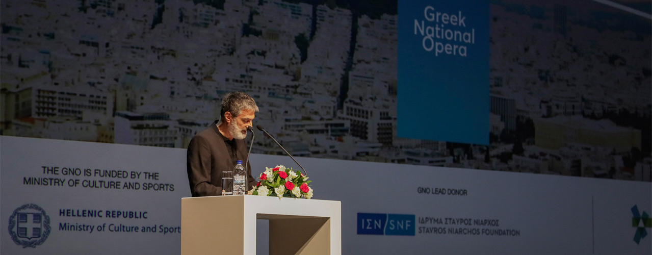 Greek National Opera 2019/20 season  announced