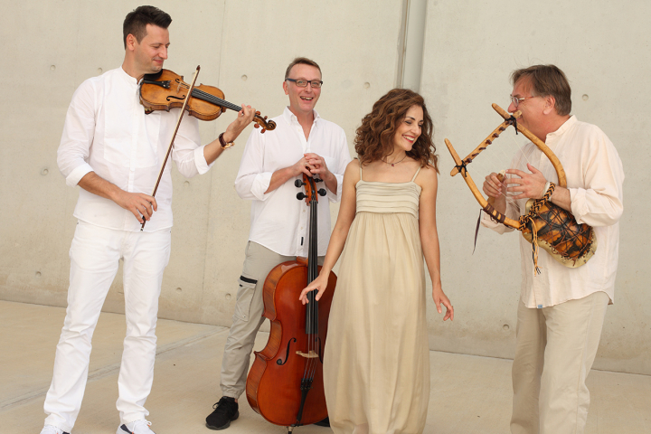 Ancient Greek Music Concert with the Chrysea Formix ensemble