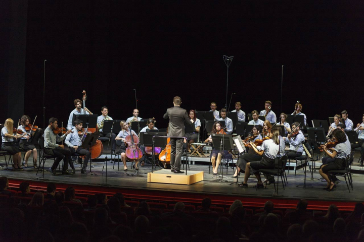 Greek Youth Symphony Orchestra Concert