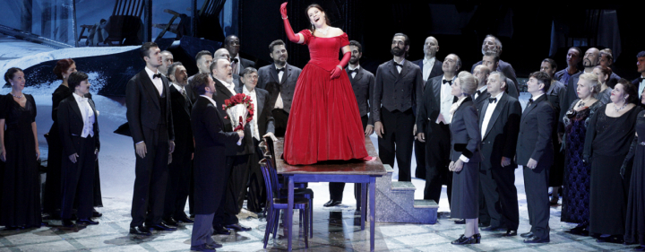 One extra performance for La Sonnambula, on Saturday 26 October 2019